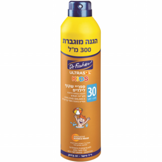 DR.FISCHR ULTRASOL SPRAY KIDS 50